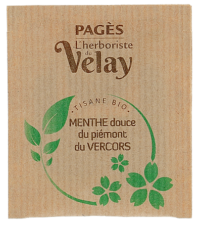 Sweet mint from the Vercors Piedmont