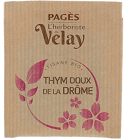Sweet Thyme from Drôme French region